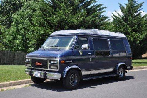 1995 Gmc Vandura Gas Auto For Sale In Harrisonburg Va