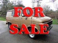 Vandura For Sale