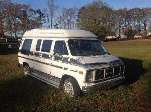 1990 GMC Vandura V8 Auto For Sale in Union, SC