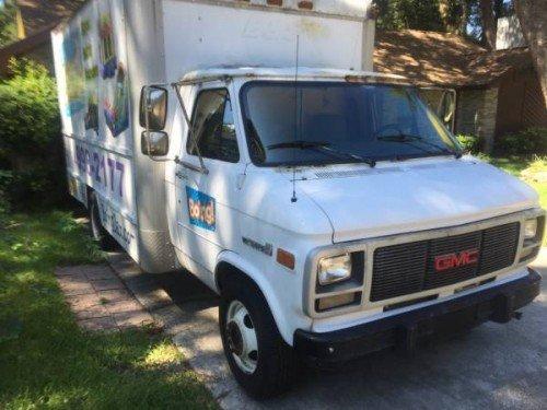 1996 GMC Vandura 3500 V8 Auto For Sale In Jacksonville, FL