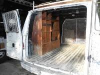 Cargo Van Inside