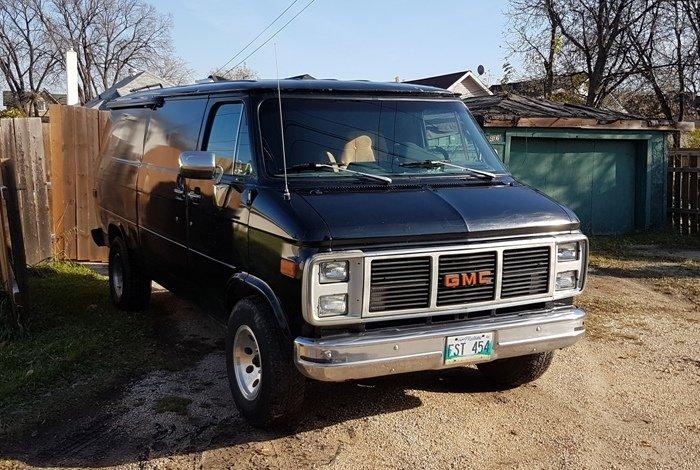 1985 Cargo Van In Winnipeg MB