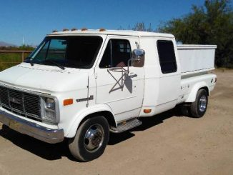 1985 Conversion Van Dually 3500 In Tucson AZ